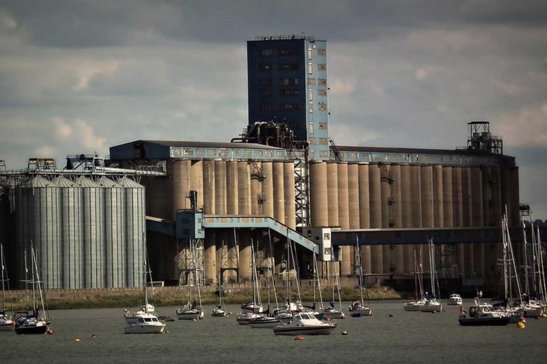 Tilbury Grain Terminal